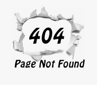 Mengarahkan Error 404