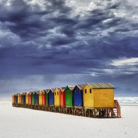 Rainbow Huts