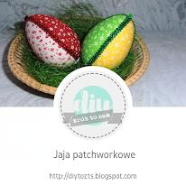 Jaja patchworkowe