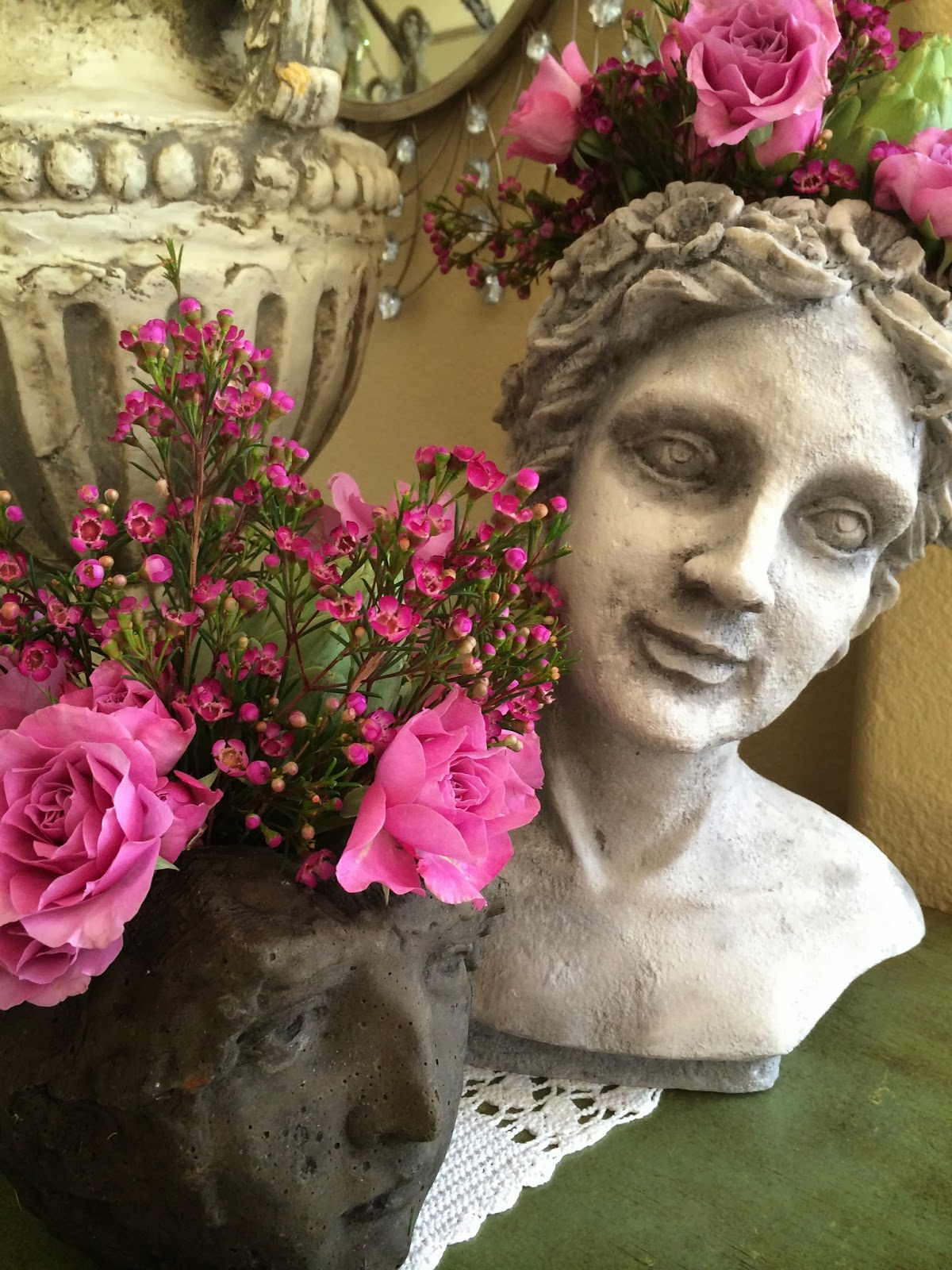 La Bella Vita... Beautiful Living , Food, Gardening: Fiori Per Una ...