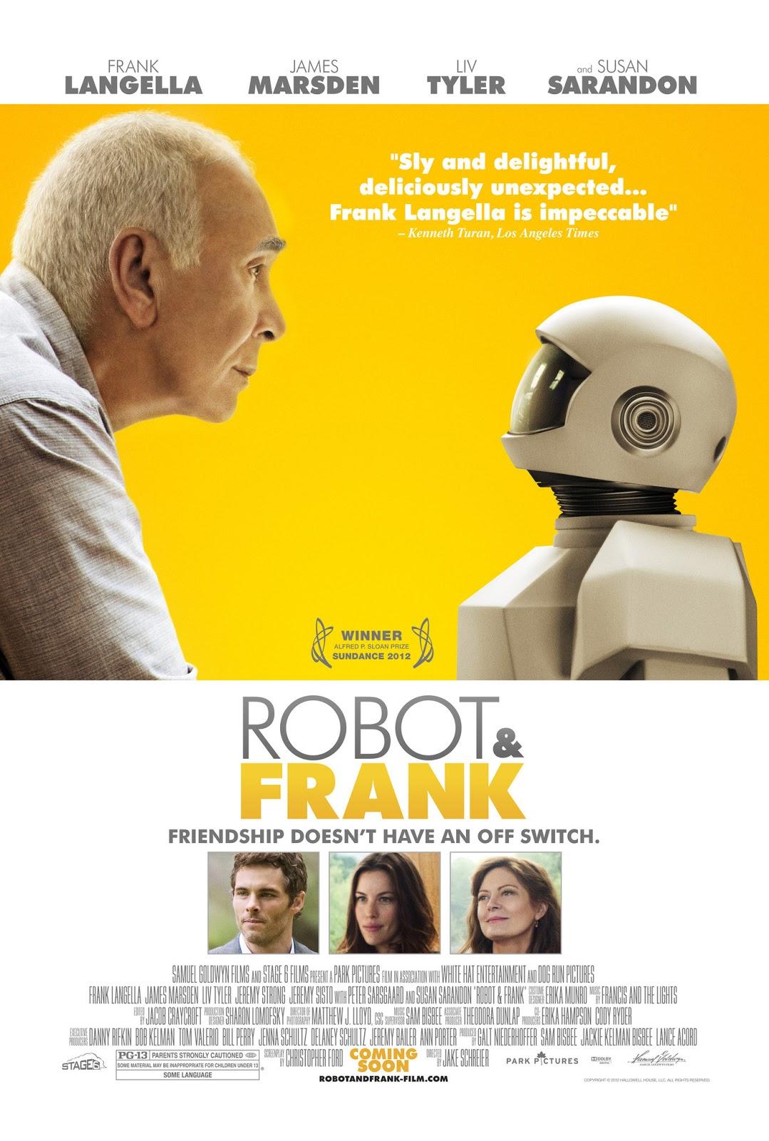 Robot & Frank 2012 একটি অসাধারণ মুভি ডাউনলোড লিঙ্ক