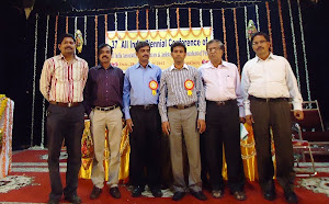 CS and delegates from Odisha at A I Conference 2012, Bangalore held from 27th to 29th Jan 2012