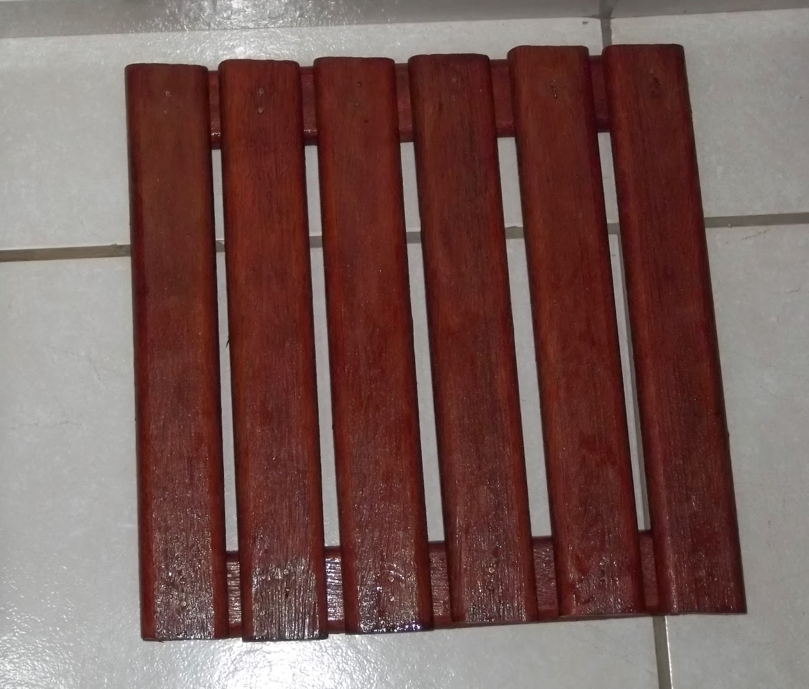 Dica virtual online: Como fazer deck de madeira no passo a passo #481B17 1600x1363