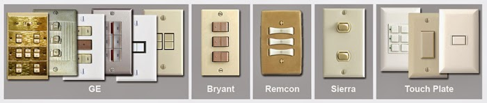 ... home (built 1940s-1980s) and have not been able to find light switches and switch covers that match what you have you may have low voltage lighting.  sc 1 st  Kyle Switch Plates - blogger & Kyle Switch Plates: Your Complete Guide to Low Voltage Lighting ... azcodes.com