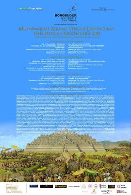 Musyawarah Agung Penulis Cerita Silat dan Sejarah Nusantara
