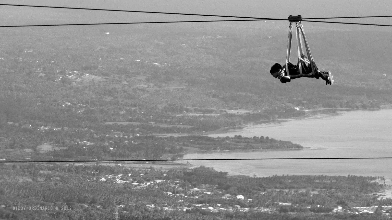 Zipline in Picnic grove, Tagaytay, City