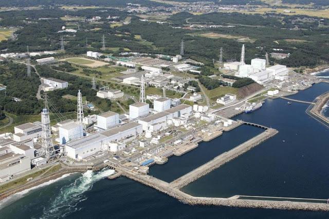 Bocornya pabrik nuklir Fukushima