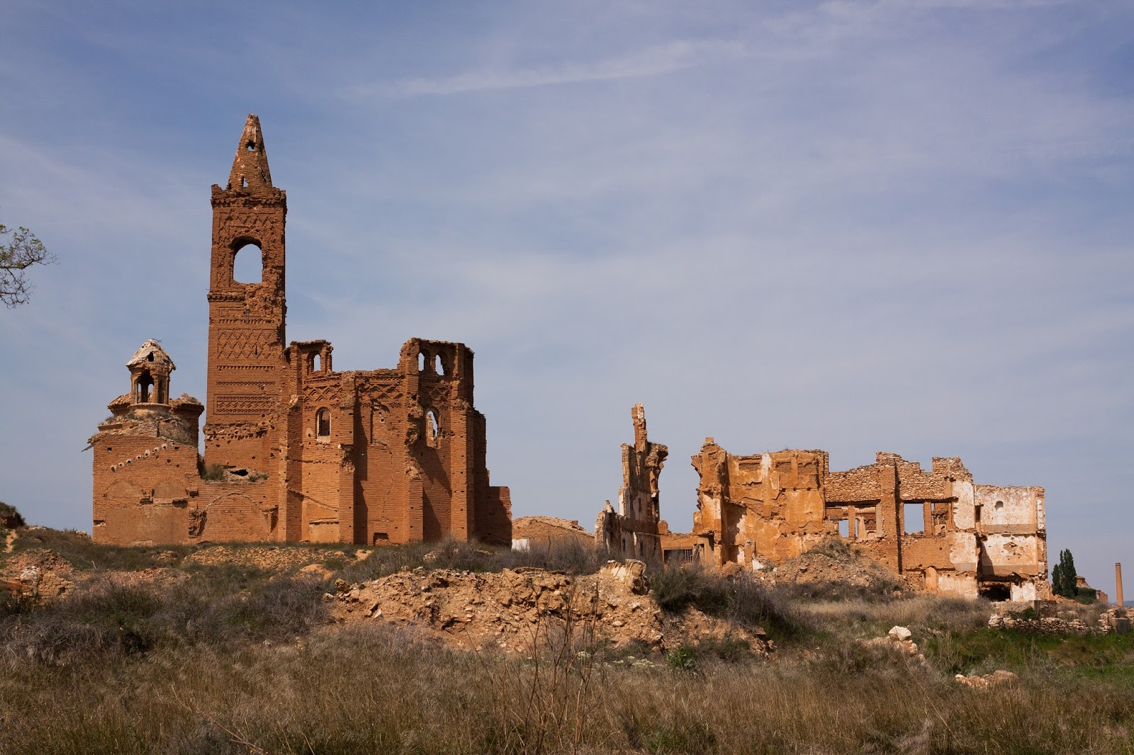 Belchite Ruins - Spain