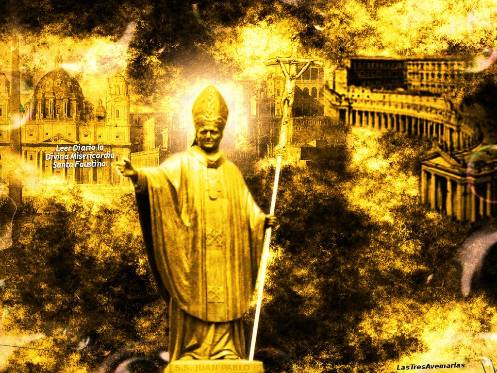 su santidad el papa Juna pablo 2