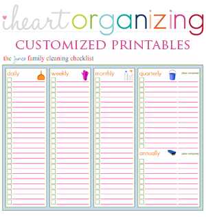 Information about iheart for I heart organizing
