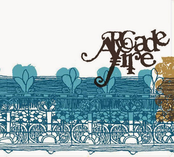 Arcade Fire - Arcade Fire EP Cover