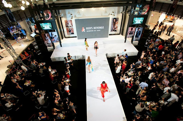 Paradigm Mall Spring Summer 2013 Fashion Week