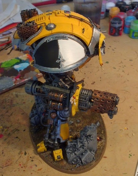 WIP IK Errant - right side & weapon