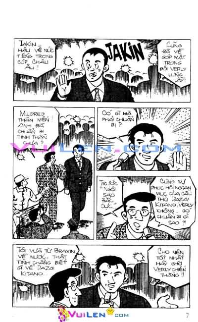 Jindodinho - Đường Dẫn Đến Khung Thành III  Tập 40 page 7 Congtruyen24h