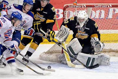 WHL: 2014 NHL Draft Blog - Jordan Papirny Pt.2