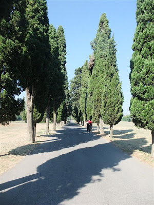 via appia antica, appian way, oldest road in the world, rome italy