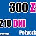 Szybkie pożyczki chwilówki przez internet na dowód. Pożyczka Provident 300 zł na 210 dni.