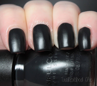 sinful colors a class act swatch review blackboard
