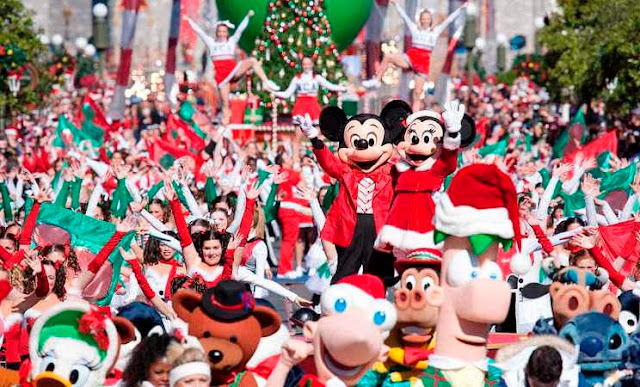 Natal Orlando Disney