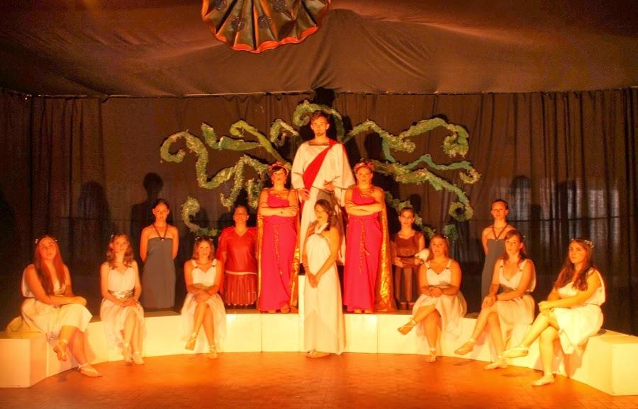 Teatro Nivel II 2013