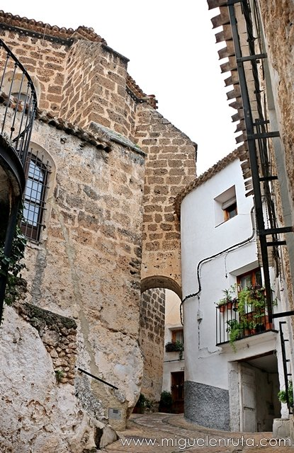 Centro-histórico-Letur
