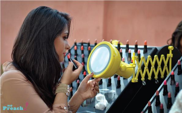 batons cores - Lançamento da Quem Disse Berenice em Belo Horizonte