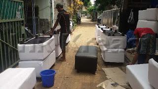 Foto Perawatan Sofa