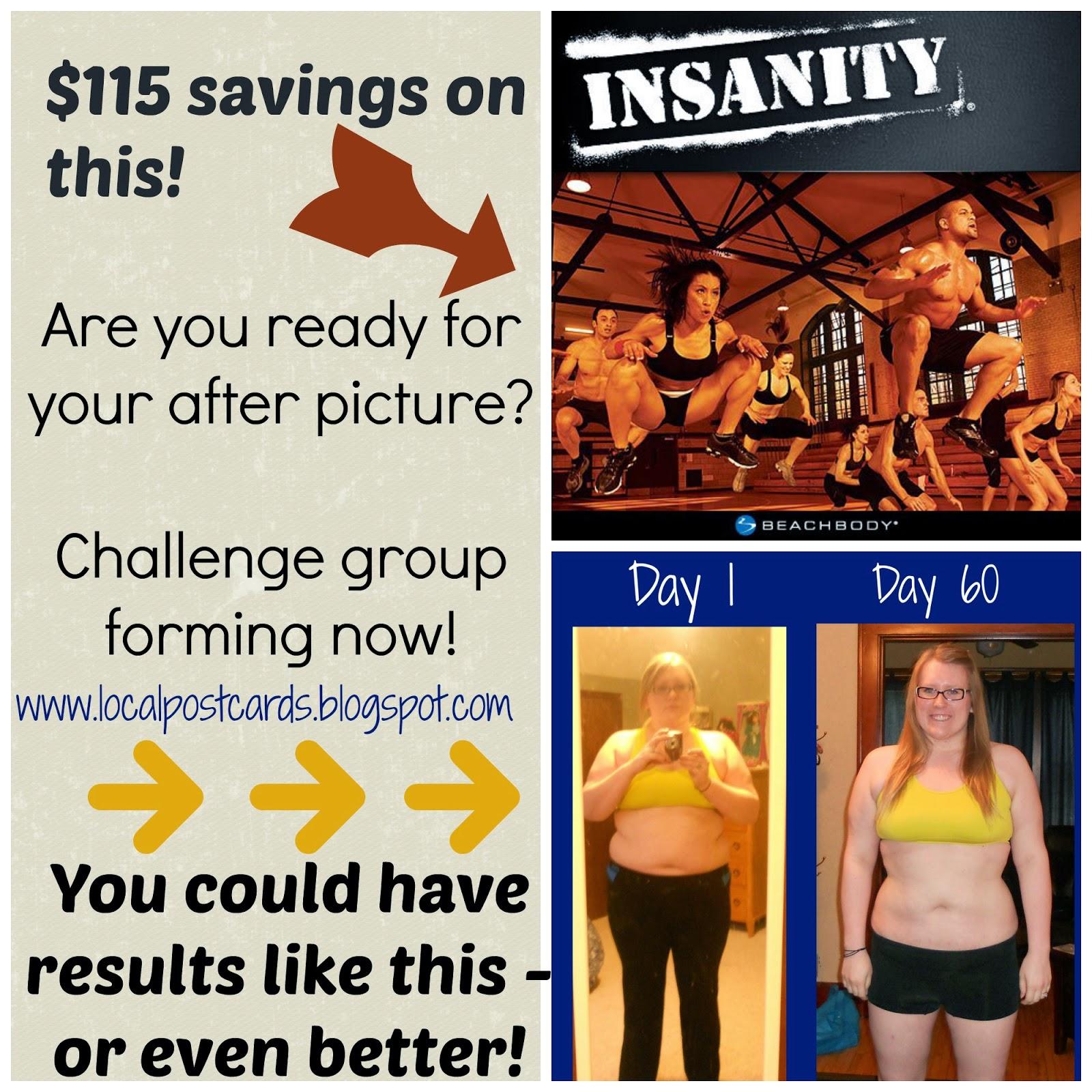 Insanity Challenge Group