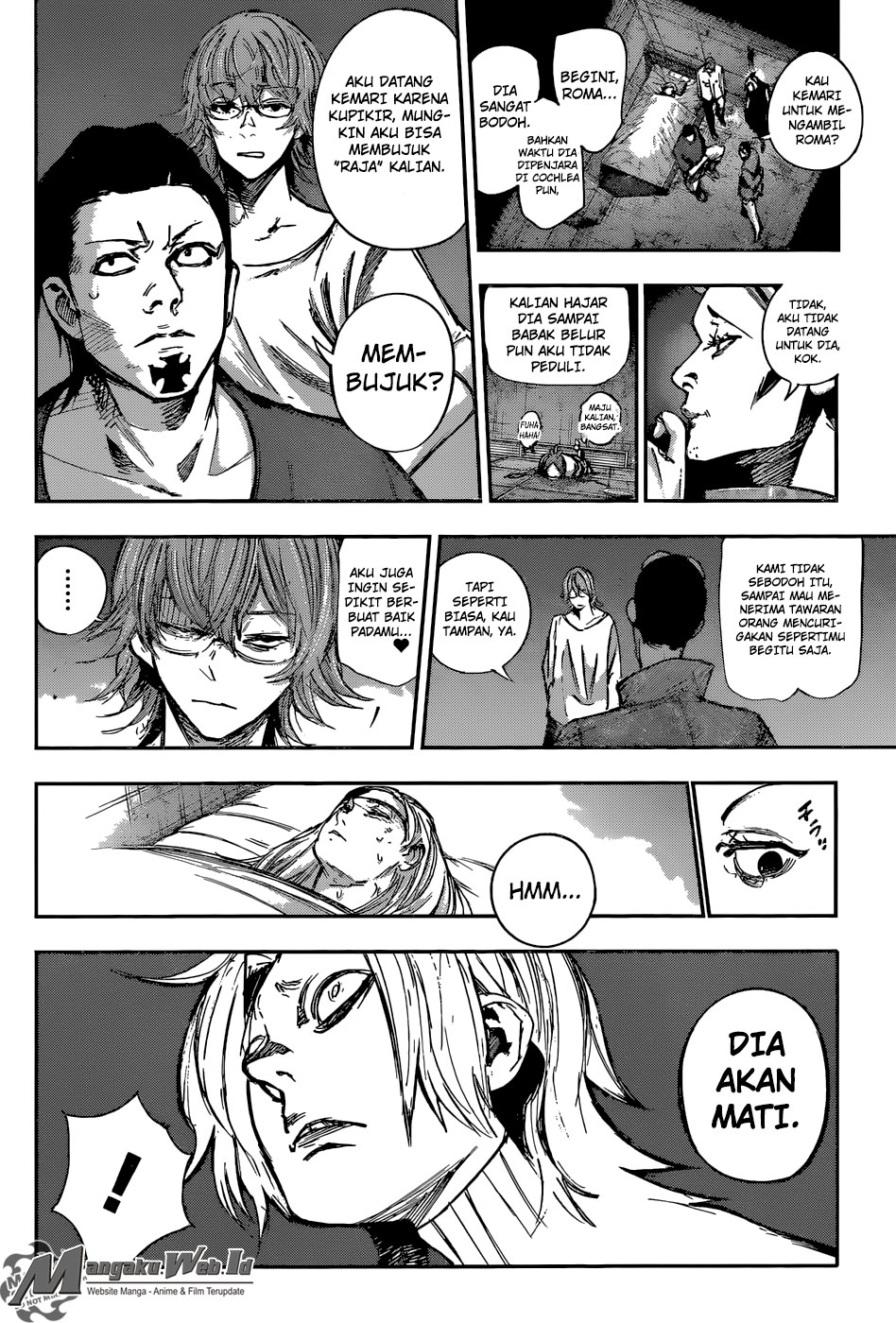 Tokyo Ghoul:re Chapter 102-2