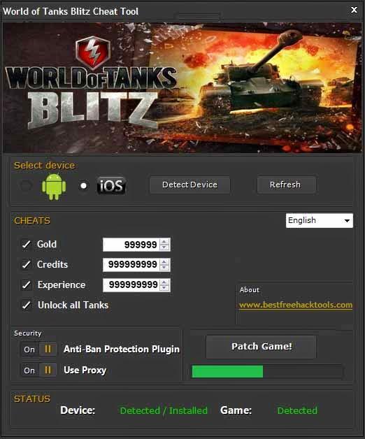 World Of Tanks Blitz Proof