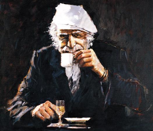 Espresso & Grappa by Aldo Luongo