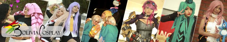 Bolivia: anime, cosplay  y Mas!!