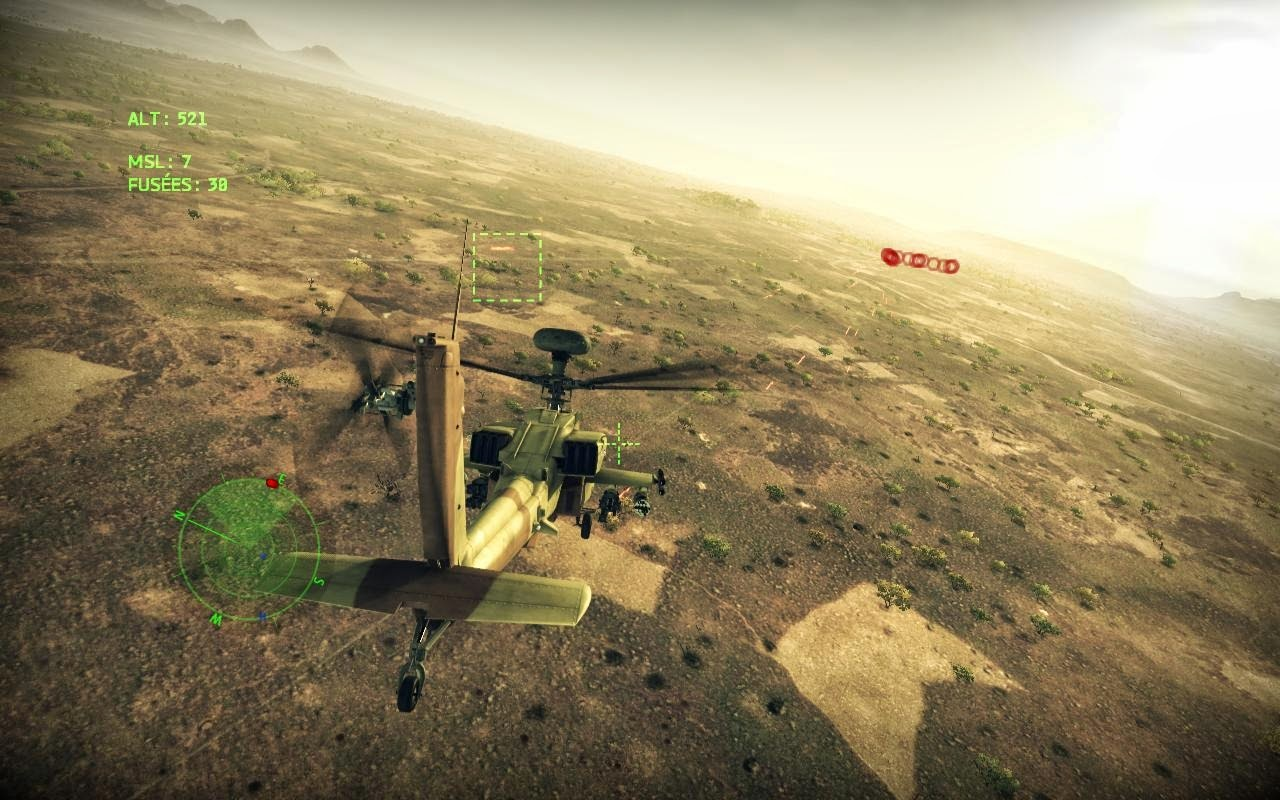 لعبة حروب الطائرات الاباتشى الرائعة Apache Air Assault حصريا تحميل مباشر Apache+Air+Assault+2