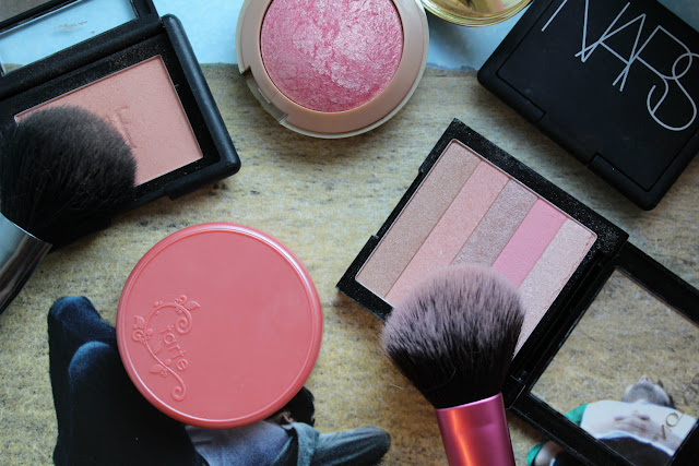 Canadian Beauty Blog summer blush tarte nars elf