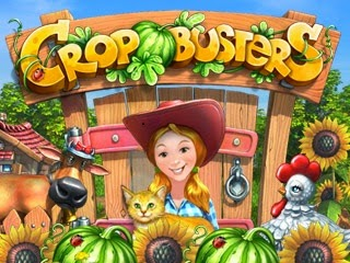 Crop Busters 100% Working Game