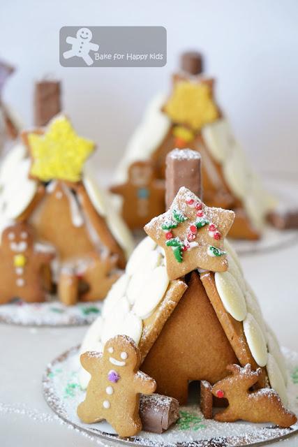 Christmas mini miniature gingerbread house