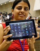 Aakash Tablets Made in India only 35 USD