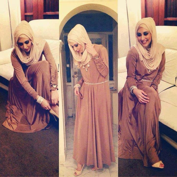 Hijab moderne image