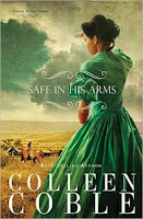 B&N cover of Safe in His Arms by Colleen Coble