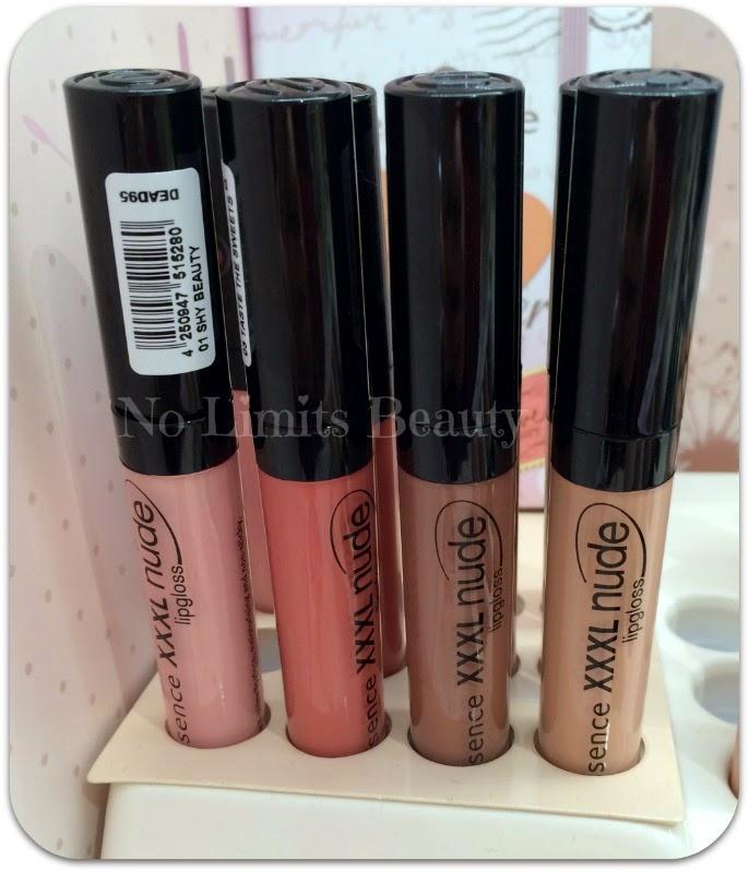 I Love Nude de Essence - Lipgloss XXXL Nude