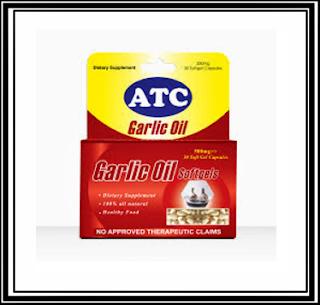 ATC GARLIC OIL