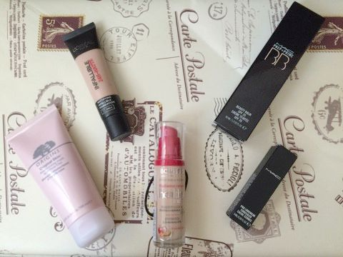 boots, bourjois, Healthy Mix, Infallible, L'Oreal, MAC, Origins, Prep and Prime, Pro Longwear, Pull and Bear, retexturizing mask,