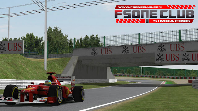 rFactor F1 2012 FSONE CLUB 2