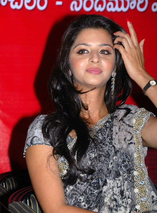 vedika saree at daggaraga dooramga audio release functiom latest photos