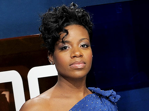 ... exactly thrilled that Fantasia was pregnant by a married man [click here ...