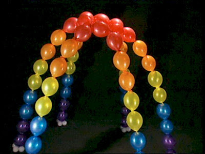 Decoración con Globos para Eventos o Fiestas