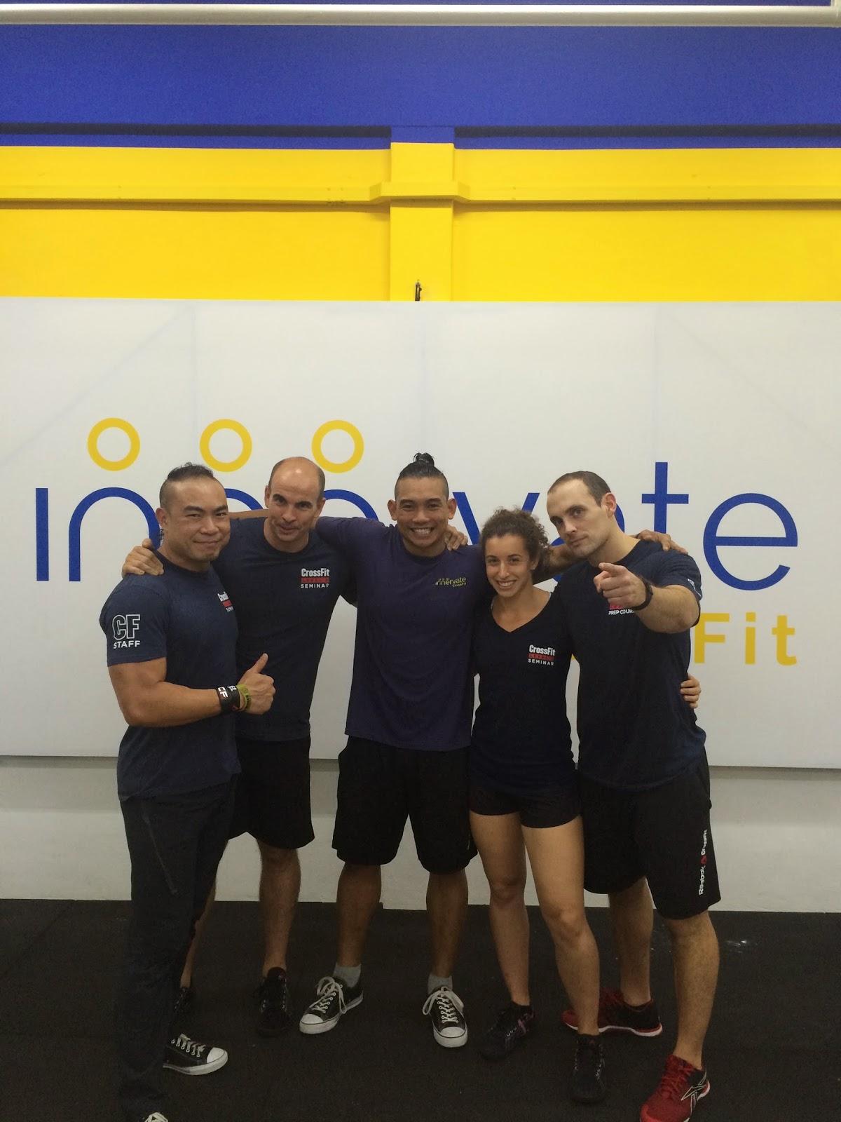 Innervate CrossFit Singapore