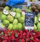 Kandungan Vitamin Buah Sirsak, sirsak, buah sirsak, Buah Stroberi, stroberi, manfaat buah sirsak