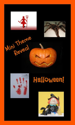 Mini Theme Reveal: Halloween!