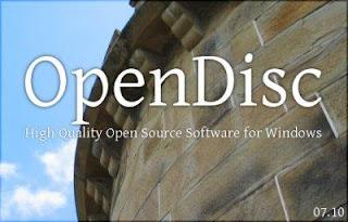 Harga DVD Software Open Disc 12.09, Kumpulan Aplikasi Berkualitas